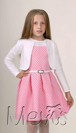 Платья и болеро для девочек