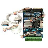 Плата контроллер драйвер шагового двигателя TB6560