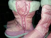 Зимние сапоги детские, фото 1