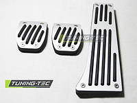 Алюминиевые накладки на педали BMW E30 МКПП