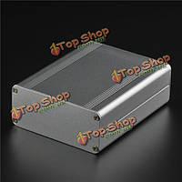 Электронный алюминиевый корпус проекта оболочки кейс письменный стол инструмент коробка 110 × 88 × 38мм