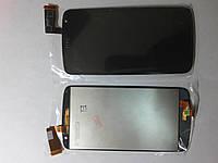 Дисплей  (экран) HTC Desire 500 с сенсором original.