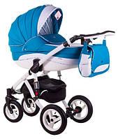 Детская коляска универсальная 2 в 1 Adamex Aspena 18P (Адамекс Аспена)
