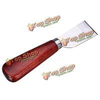 Кожа резки сколов пилинг нож скайвера beveler кожа DIY инструмента