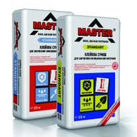 Суміш будівельна суха модифікована «Master-Standard» 25кг.