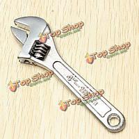 4-дюйма 100мм регулируемая Mini гаечный ключ изготовление поделок инструмента модели
