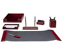Набор настольный Bestar 7 предметов 7159XDU красное дерево