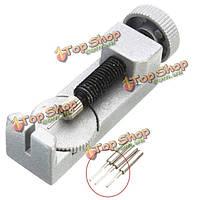 Смотреть группа ссылками контактный снятия регулятора браслет ремонт инструмента регулировка ремень с тремя свободное контактный