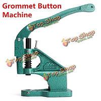 Кнопка промышленного изолирующая втулка создателя машины Ушко ручной инструмент пресс прижимной перфоратор