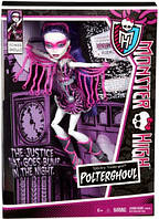 Кукла Спектра Вондергейст Супергерои (Monster High Power Ghouls Spectra Vondergeist)