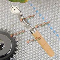 Кожа ремесло шитья вручную инструмент шило удар нарезания затачивания ножа