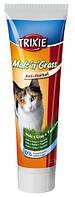 Trixie - 42739 Malt'n'Grass Anti-Hairball  Паста для выведения шерсти у котов таурин+солод+травы