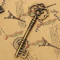 Ключик декоративный металлический винтажный