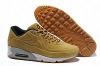 Кроссовки мужские Nike Air Max 90 VT Tweed Premiun (найк аир макс 90, оригинал) бежевые