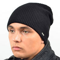 Мужская шапка  на зиму