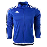 Кофта Аdidas Tiro 15 Royal Blue Training S22317