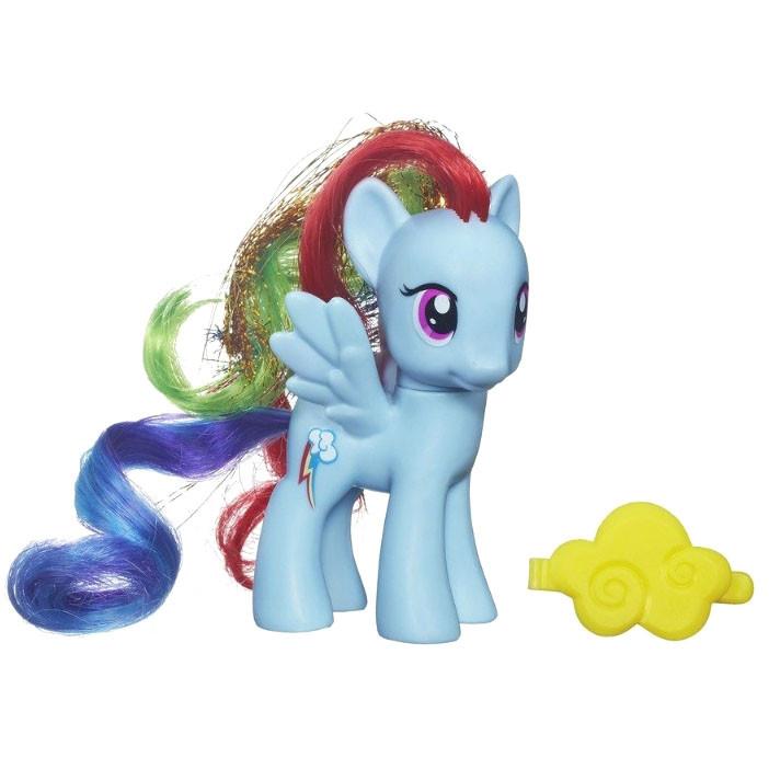 My Little Pony поні Rainbow Dash серія Rainbow Power (Май Литл Пони пони Радуга серия Сила Радуги)