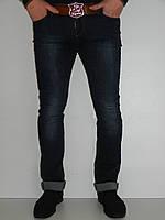 Джинсы зауженные Dsquared 1139-В темно-синие Турция размер 32, 34