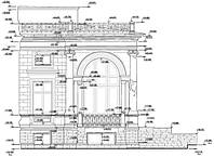 Архитектурные обмеры, обмерочные чертежи, 3D обмеры