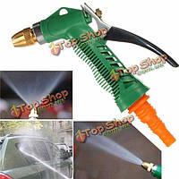 Металлический шланг сопла высокого давления воды распылитель распылитель садовый авто мойка автомобилей