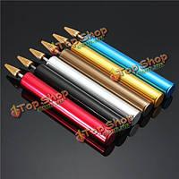 Латунь ремесло перо кожа поделки линии инструмент для рисования ручной инструмент
