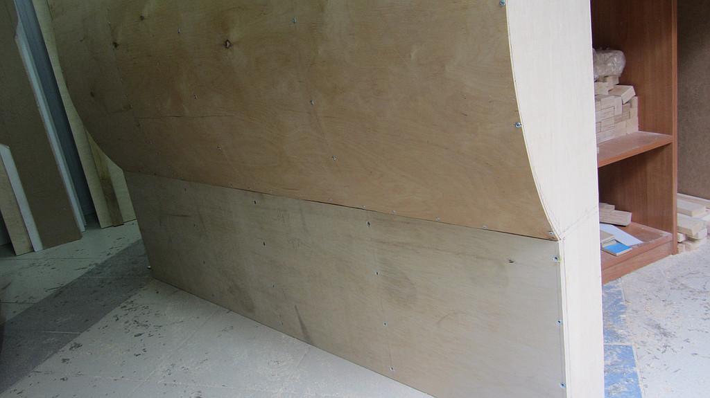 Производство кровати люкс-класса по размерам заказчика