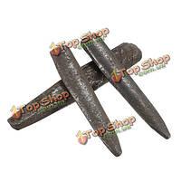 Общий 20 слотами клинья и перо прокладки бетонная порода камня инструмент сплиттер рука