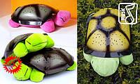Черепаха звездное небо оптом (цветная) музыкальная