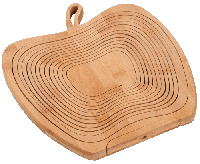 Фруктовница бамбуковая