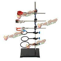 60см кювет стоит комплект конденсатора держатель поддержки лабораторного оборудования