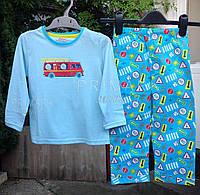 Пижама из хлопка/фланели  Primark Англия