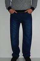 Джинсы плотные мужские Lester LSD522 темно-синие размер 38,39,40,42,44,46