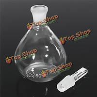 50мл стеклянная посуда удельного веса плотность поставок бутылка Пикнометр лаборатории