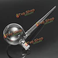 1000мл 24/28 стекло реторты изделия из стекла колбы совместное круглый бутылка дно для лаборатории
