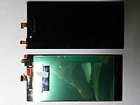 Дисплей  (экран) Lenovo K900 с сенсором original.