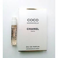 Парфюмированная вода Coco Mademoiselle Chanel 2ml (пробник)