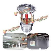1/2-дюйма 68℃ вертикальном пожара спринклерная головка для тушения пожара систему защиты