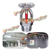1/2-дюйма 68℃ кулон пожара спринклерная головка для тушения пожара систему защиты