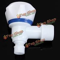 3/4-дюйм АБС быстрая открыть водопроводный кран бака для воды универсальный выпуск клапана