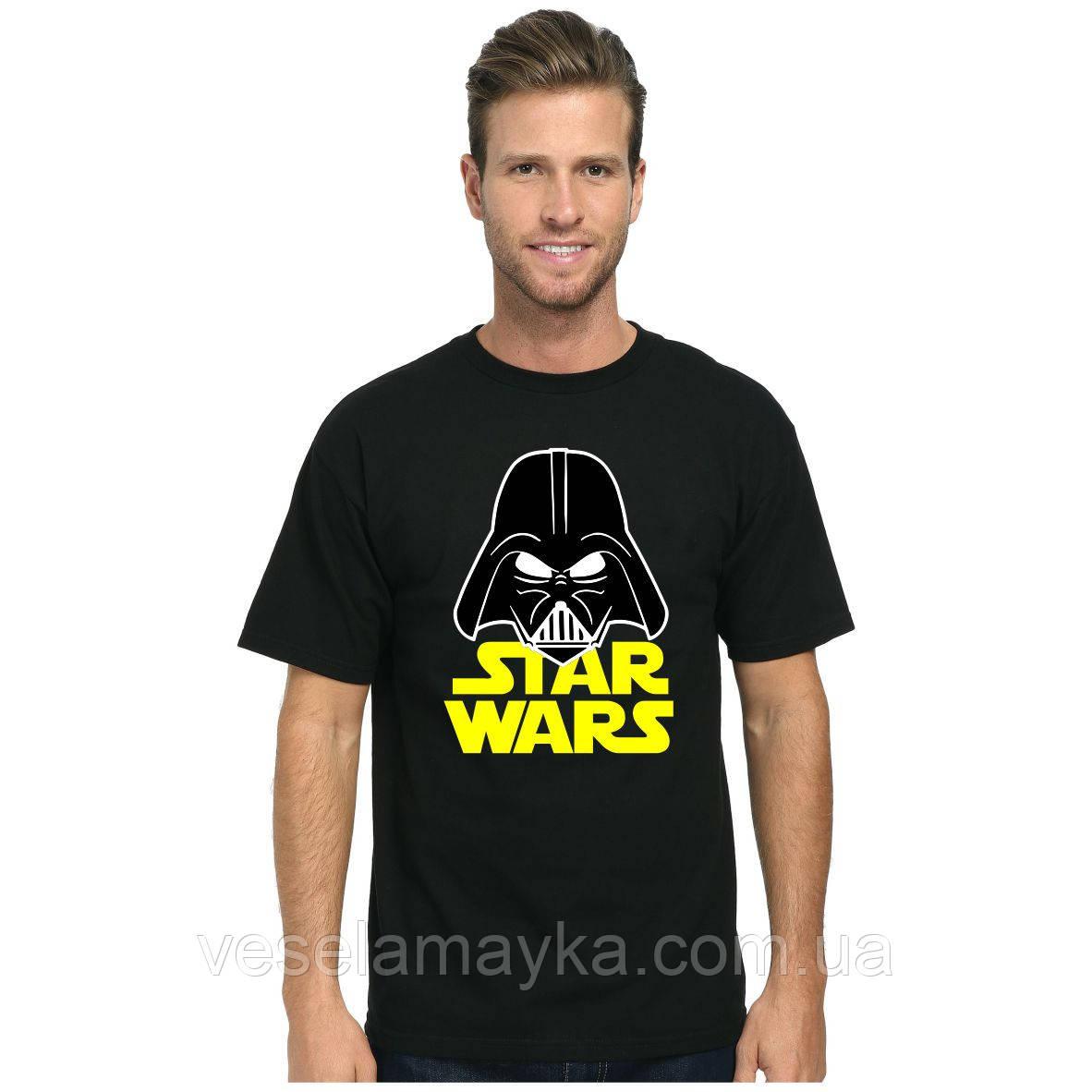 """Футболка """"Star Wars 2 (Звёздные войны)"""""""
