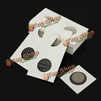 50шт 2х2 картона лавсановой бумаги монета держатель коллекции флип поставщика