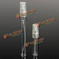 5 мл/10мл одноразового использования стекла в бутылке с распылителем атомайзер для духов