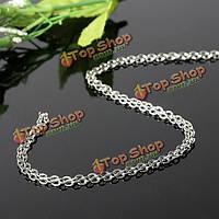 5м серебро металлическая цепь DIY ювелирных аксессуаров одежды