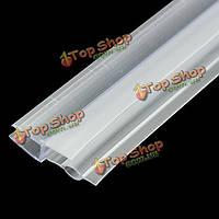 Толщина стекла 4-6 мм уплотнительная прокладка для душевой комнатой экран двери