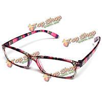 Супер легкий портативный смолы очки для чтения полн-оправы очковые