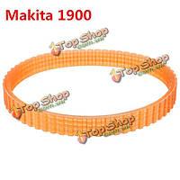 Оранжевый 245x10mm пу рубанок электрический приводной ремень для Makita 1900