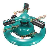 ABS сад автоматический 360° спринклерной роторная распылительная головка
