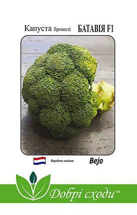 Семена капусты брокколи Батавия F1 20шт, фото 2