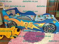 """Модель """"Тачки"""" Д 0001 (цвет ДСП синий)."""