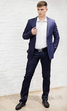 Мужской пиджак Hugo Boss размер 54, фото 2